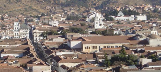 Spanisch lernen im Weltkultuerbe I – Entdecke Sucre, Bolivien