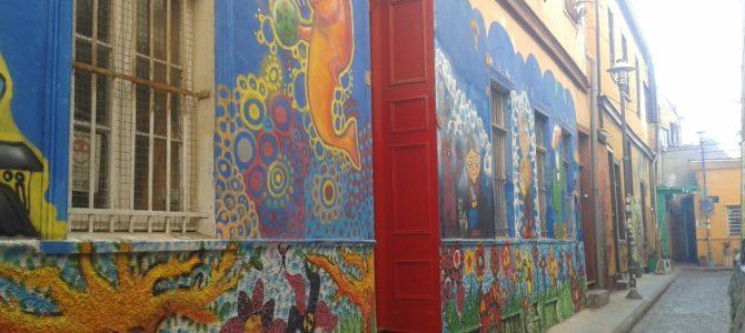 Spanisch lernen im Weltkultuerbe II – Entdecke Valparaíso, Chile