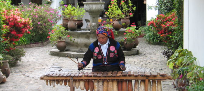 Spanisch Lernen im Weltkulturerbe III – Entdecke Antigua, Guatemala