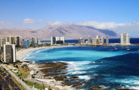 Eine Sprachreise an den Pazifikstrand